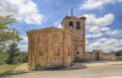 iglesia de sotillo segovia