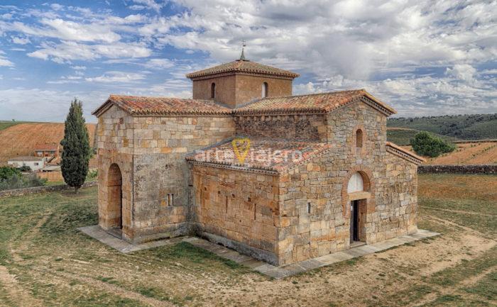 iglesias más antiguas de españa