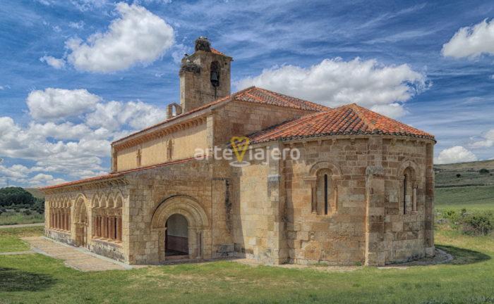 iglesias románicas de castilla y león