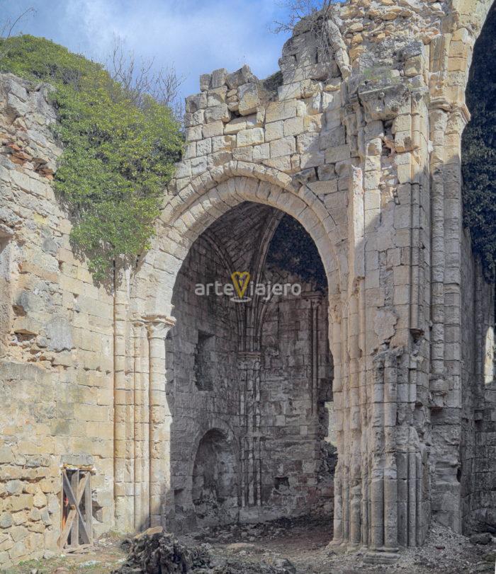restauración monasterio de bonaval