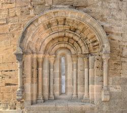 románico de la comarca de los monegros
