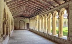 claustro y sala capitular