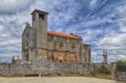 iglesia de san pedro de a mezquita