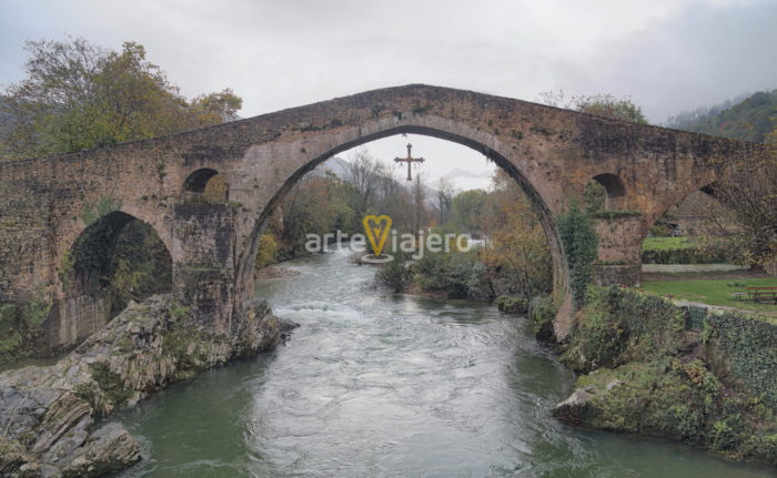 puente de cangas de onís