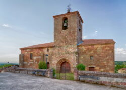 iglesia de arlanzón