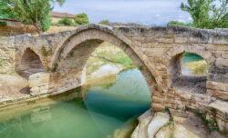 románico en río tirón