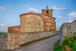 iglesia de arlanzón burgos