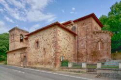 iglesia de valgañón