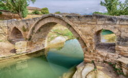 puente romano de cihuri
