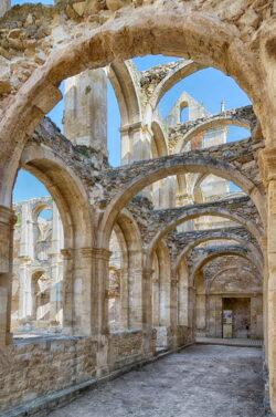 monasterio de rioseco