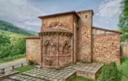 románico de la rioja alta valgañón
