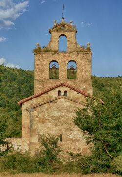 iglesia visigótica