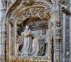 escultura gótica