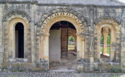 románico porticado segovia