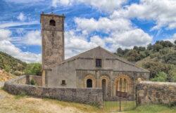 iglesia de san juan de el arenal orejana