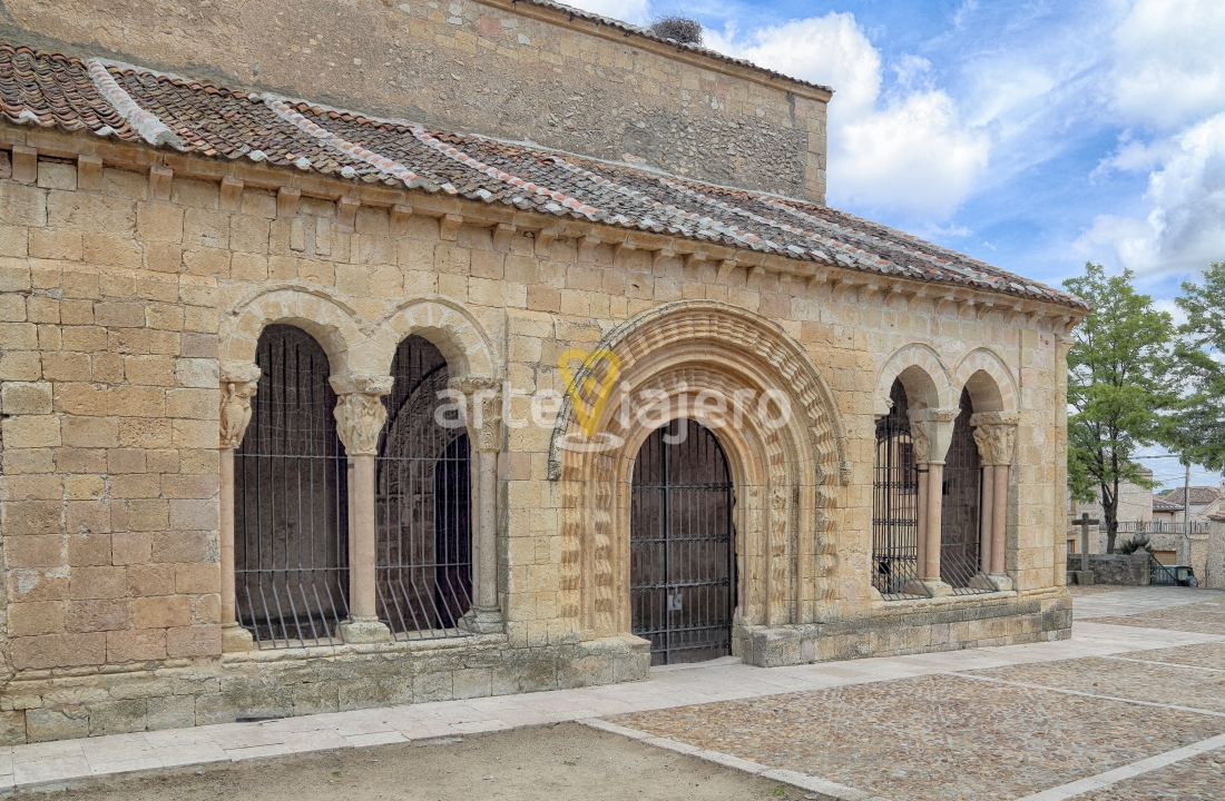 iglesia de san pedro de gaíllos