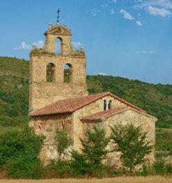 iglesia de san vicente del valle