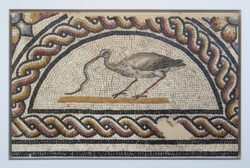 mosaico garza