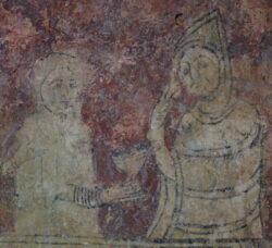 pinturas románicas rioja