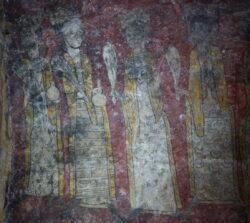 pinturas románicas la rioja