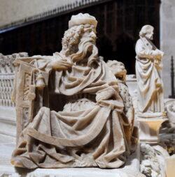 sepulcro de juan ii e isabel de portugal