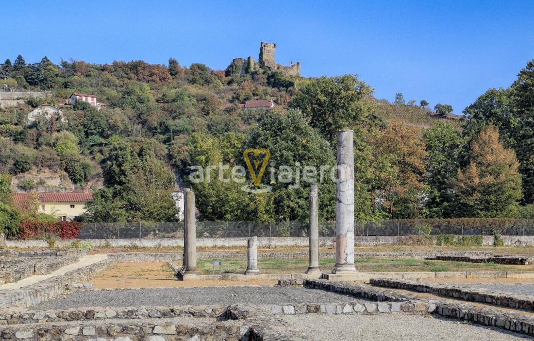yacimiento arqueológico de saint-romain-en-gal