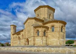 iglesia de san martín frómista