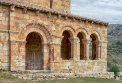 ermita de san cristóbal de canales de la sierra