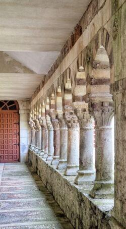 claustro de los mártires