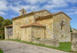 ermita de santa eulalia de la lloraza