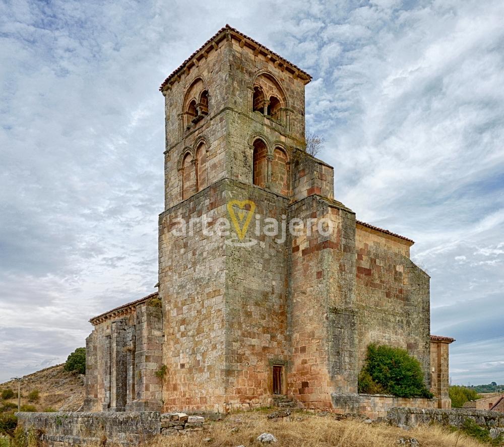 iglesia de jaramillo quemado