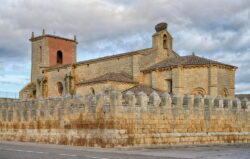 iglesia de celada del camino burgos