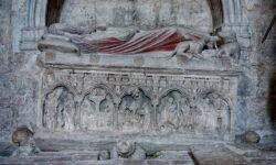 sepulcro del adelantado de castilla