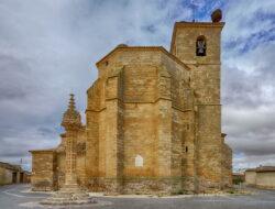 iglesia de boadilla del camino