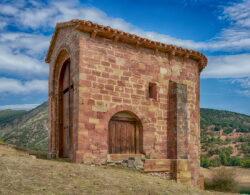 ermita de mansilla de la sierra