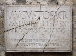 sede de los augustales herculano