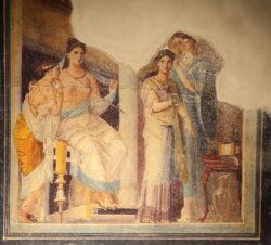 pinturas de herculano