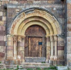 iglesia de hoyuelos de la sierra
