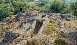 necrópolis medieval