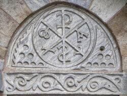 crismón trinitario