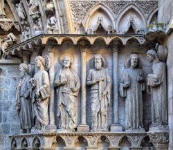 apostolado gótico