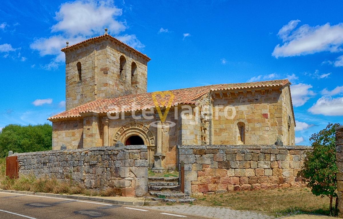 iglesia de santiago de cezura