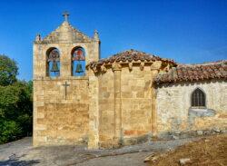 iglesia de incinillas burgos