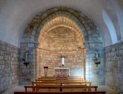 iglesia de santa leocadia de castrillo