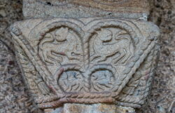 capitel prerrománico asturias