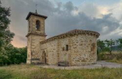 iglesia de bellojín