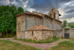 iglesia de valberzoso