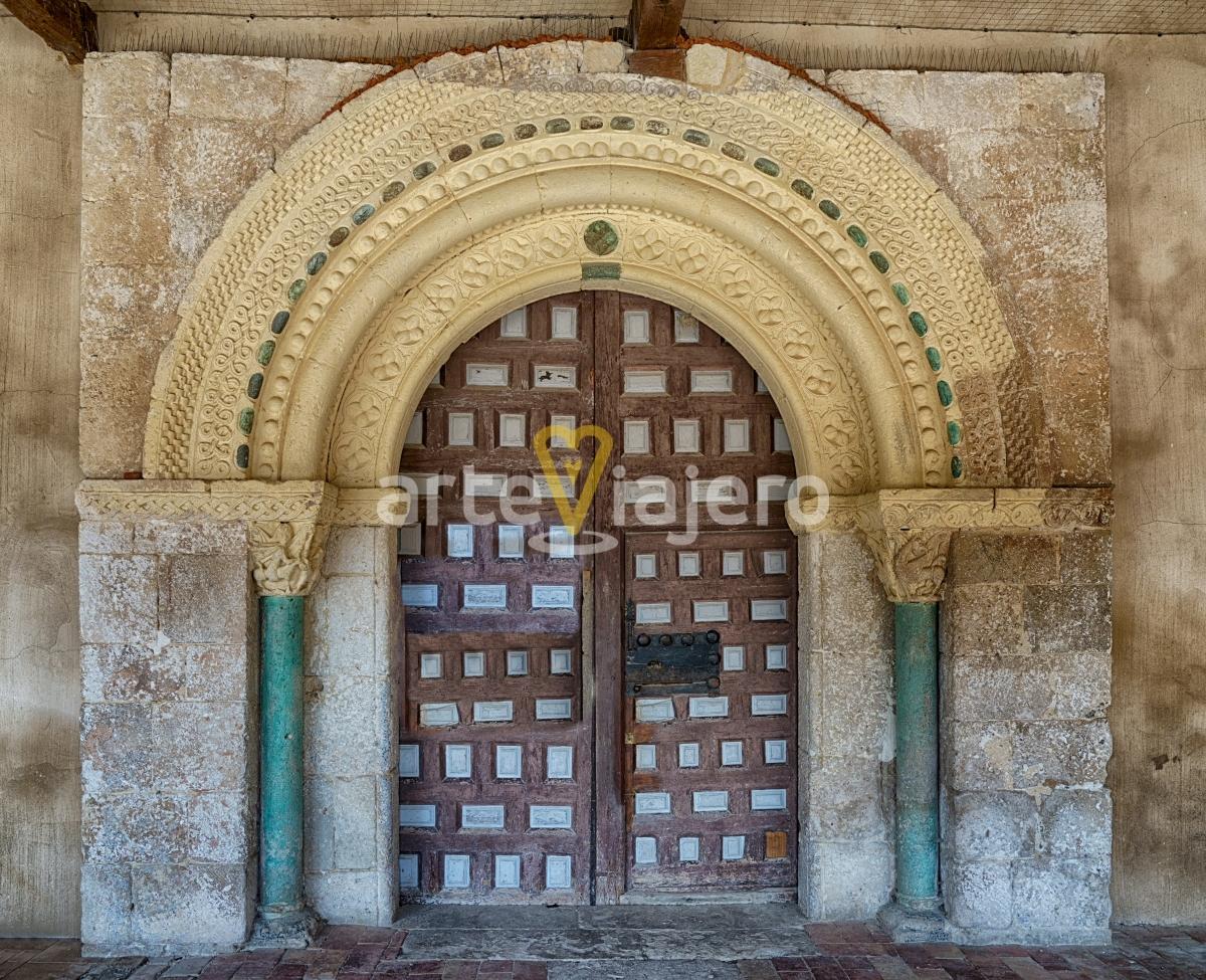 iglesia de miño de san esteban