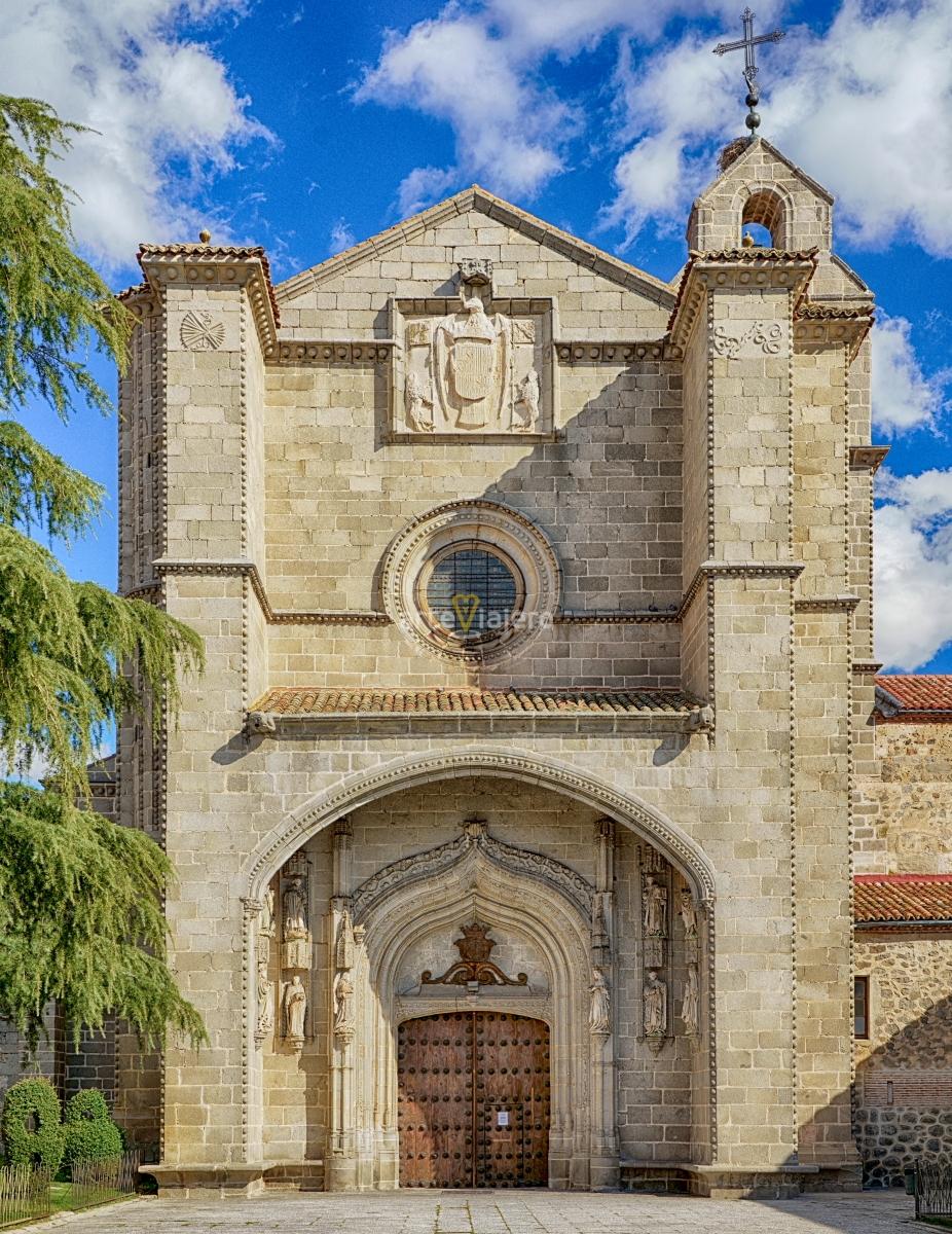 monasterio de santo tomás de ávila