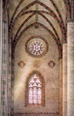 vidrieras góticas